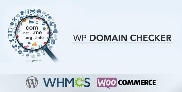 WP Domain Checker 域名查询插件 – v5.0.4