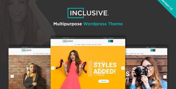Inclusive – 多用途商店 WooCommerce 主题 – v1.5