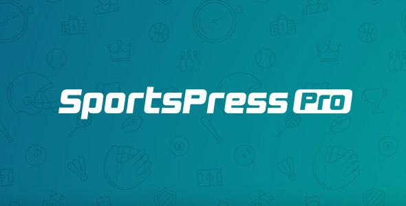 SportPress Pro – 团队管理WordPress插件 – v2.7.4