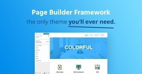 Page Builder Framework Premium Addon 主题开发框架扩展插件
