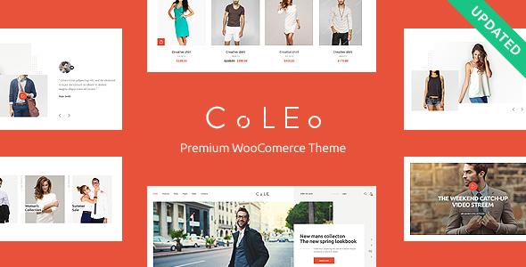 Coleo – 时尚时尚服装在线商店主题
