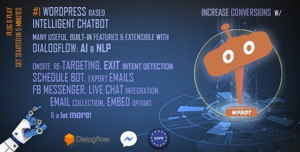 ChatBot for WordPress 营销插件 – v10.2.4