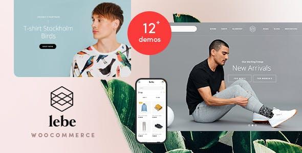 Lebe – 多用途电商WooCommerce模板 – v1.3.8