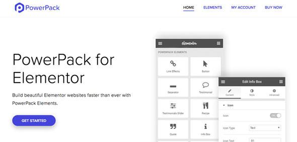 PowerPack for Elementor 可视化插件 – v2.1.2