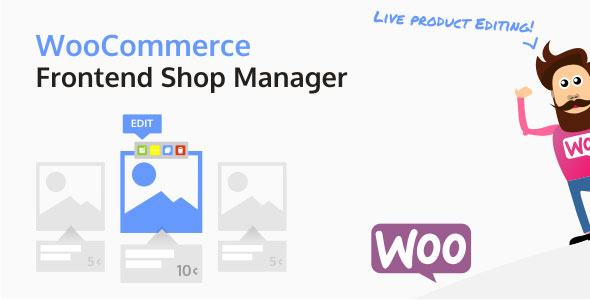 Live Product Editor for WooCommerce 实时产品编辑器 – v4.5.1