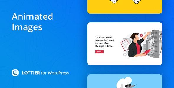 Lottier – Lottie 动画图像编辑器WordPress插件