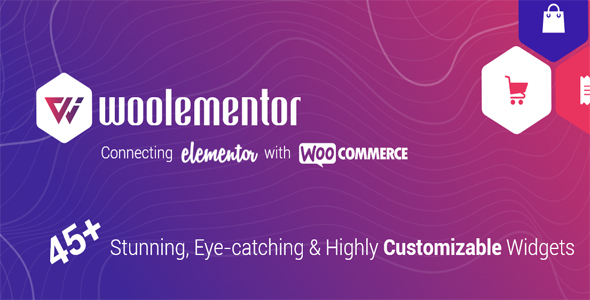Woolementor Pro – Connecting Elementor with WooCommerce 商店可视化编辑器插件