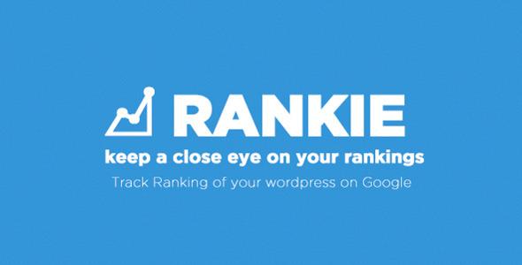 Rankie – 关键词跟踪WordPress插件 – v1.6.7