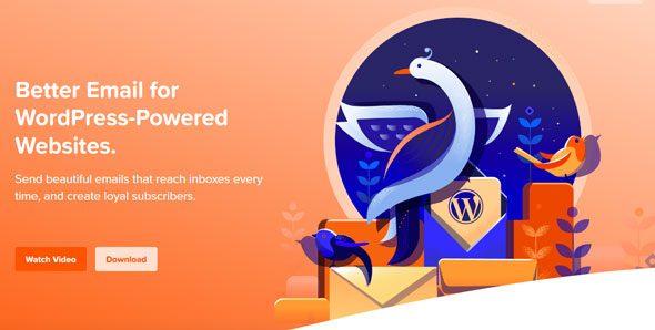 Mailpoet Premium – 专业邮件WordPress插件 – v3.0.94