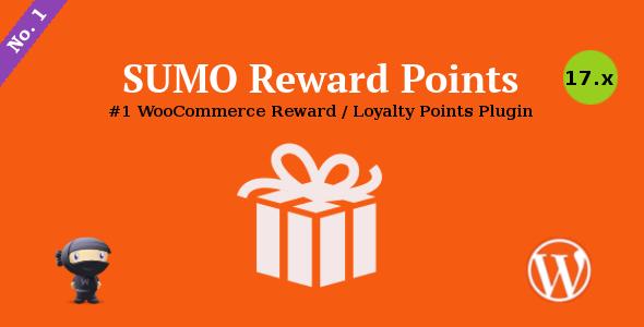 SUMO Reward Points – WooCommerce积分奖励插件 – v25.4