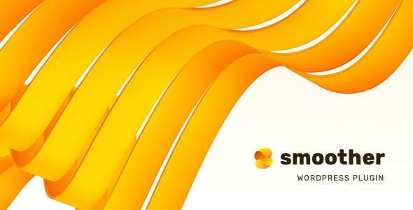 Smoother – 网站锚点平滑滚动WordPress插件 – v2.0.1