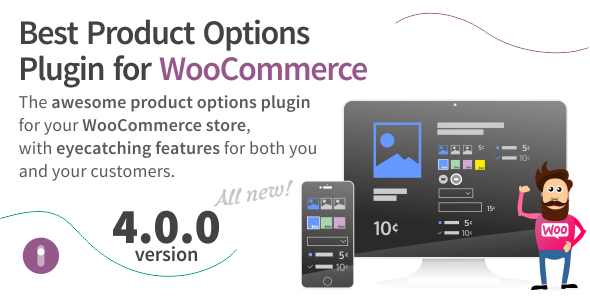 Improved Product Options 商品属性WooCommerce插件 – v4.9.9