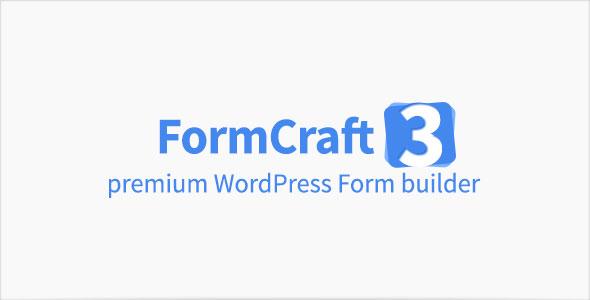 FormCraft – 专业表单WordPress插件 – v3.8.24
