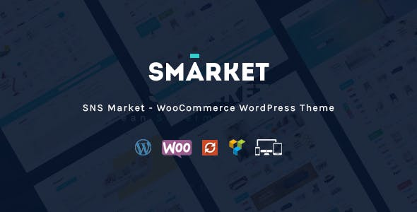 SNS Market – WooCommerce电子商务主题 – v1.7