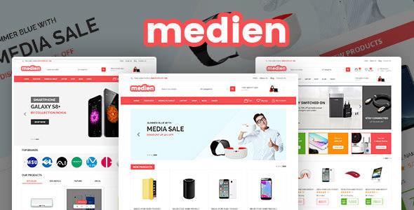Medien – 多用途WooCommerce网店主题 – v1.0.1