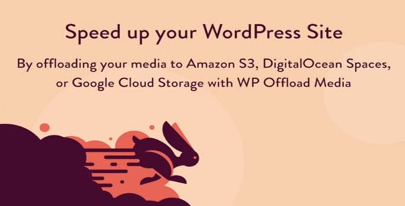 WP Offload Media – 媒体文件WordPress加速插件 – v2.4.2