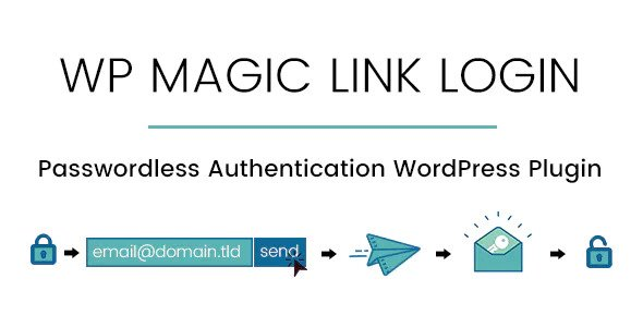 WP Magic Link Login – 无密码验证插件 – v1.5.6