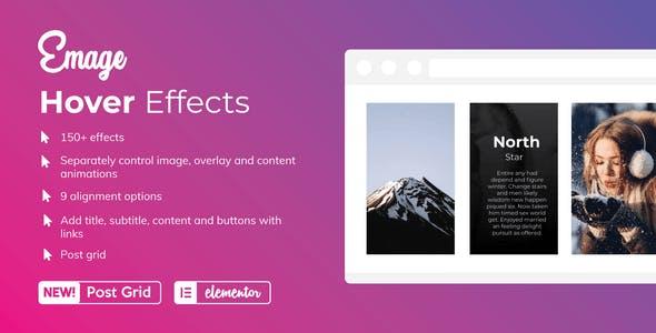 Emage – Elementor 图像悬停特效WordPress插件 – v4.3.0