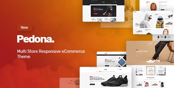 Pedona – 服装超市WooCommerce电商模板 – v1.0.3