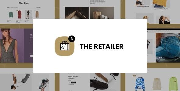 The Retailer 电子商城网站WordPress主题 – v3.1.5