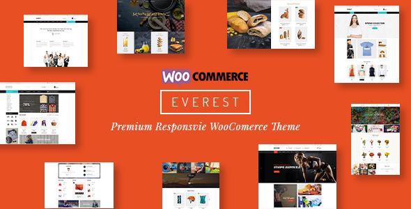Zoo Everest – 多用途电商商城模板Woocomerce主题 – v3.0.1