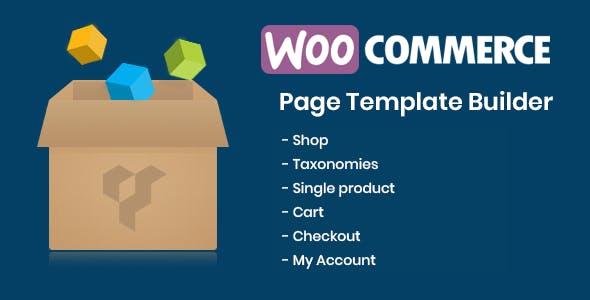 DHWCPage – WooCommerce页面模板生成器 – v5.2.12