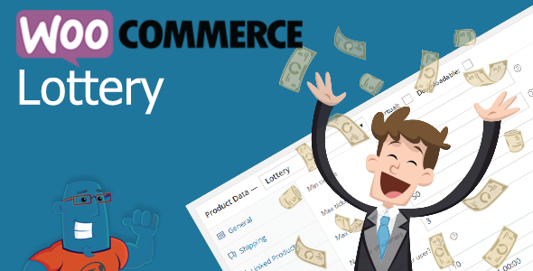 WooCommerce Lottery – 奖品彩票插件 – v1.1.27