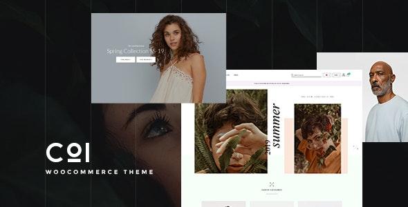 Coi – 在线商店网站模板WooCommerce主题 – v1.0.7