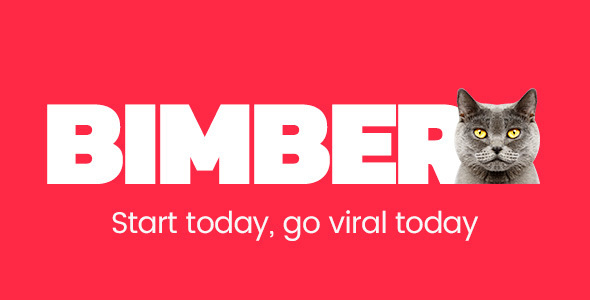 Bimber 杂志博客网站模板WordPress主题 – v8.3.6