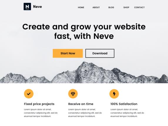 【汉化插件】WordPress免费主题Neve的高级插件 汉化免激活版 Neve Pro Addon v1.2.12-WordPress汉化资源