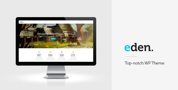 Eden 视网膜多用途 WordPress主题 v1.2.1