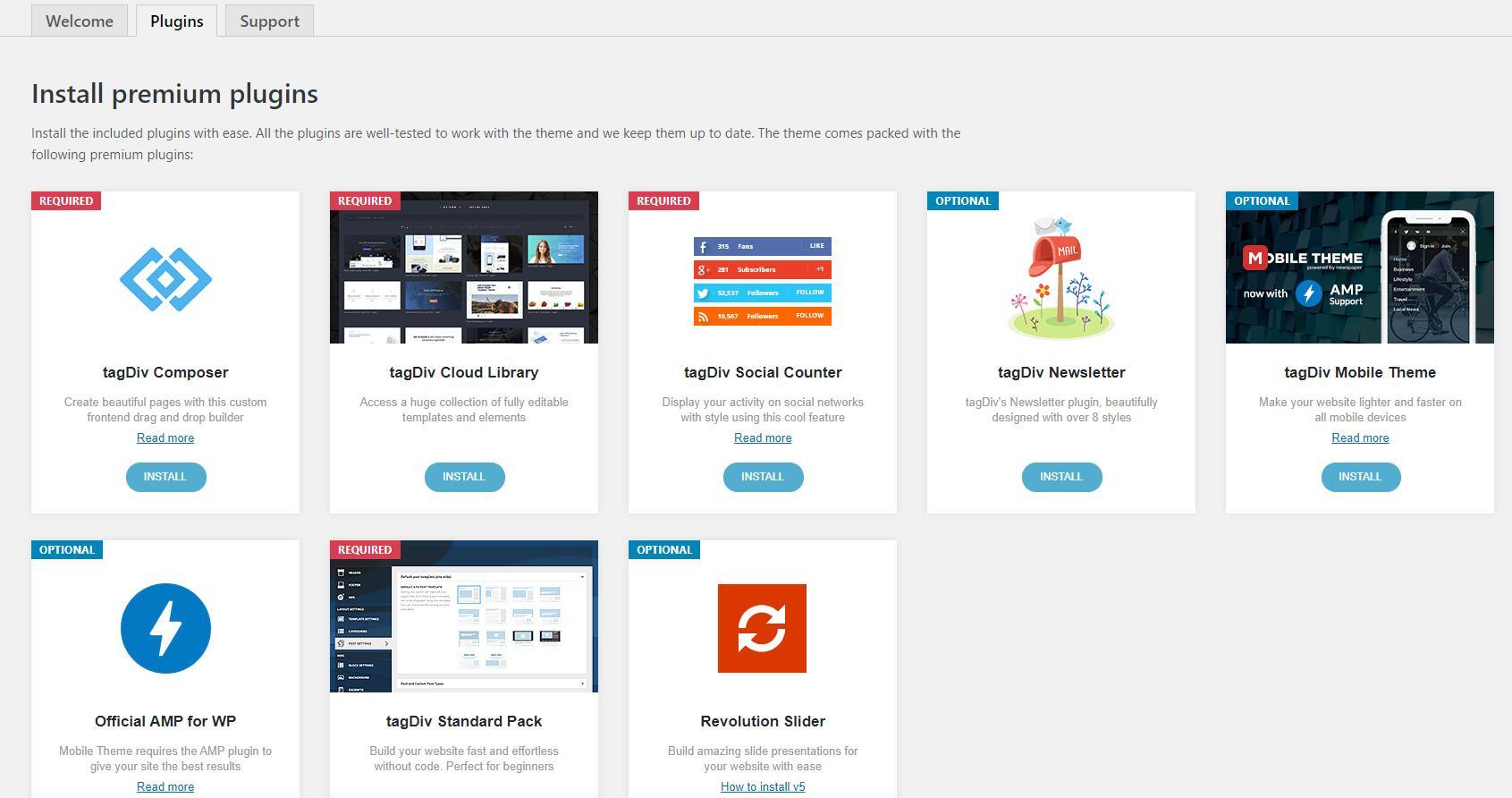 【汉化主题】WordPress 强大的新闻/博客主题 简要汉化已激活版 Newspaper v10.3.7-WordPress汉化资源