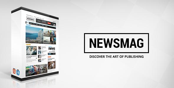 Newsmag 杂志新闻WordPress主题 – v4.9.5