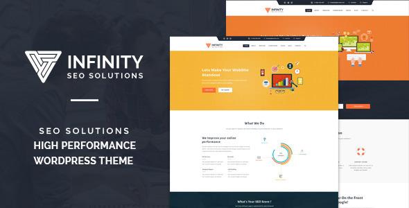 Infinity SEO搜索引擎优化 WordPress主题