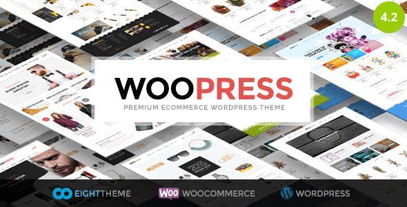 WooPress 电商购物网站WordPress主题