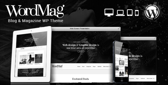 WordMag 杂志 WordPress主题